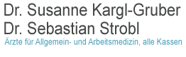 Logo Ordination Dr. S. Kargl-Gruber